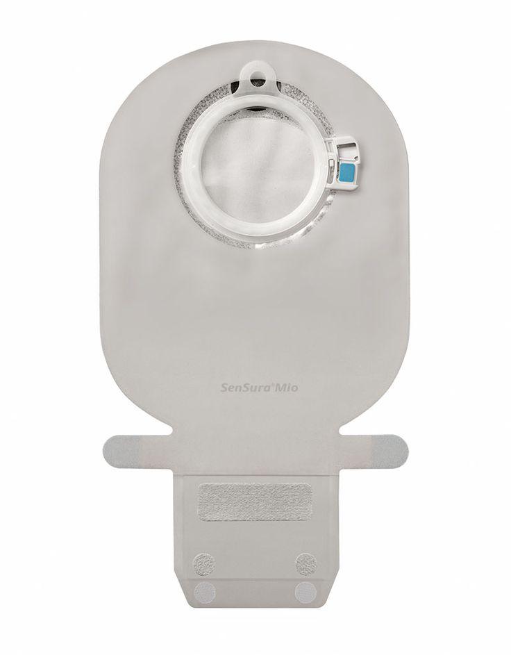 センシュラミオ2 バッグ  -  ストーマ(人工肛門) 二品系機械式カップリング