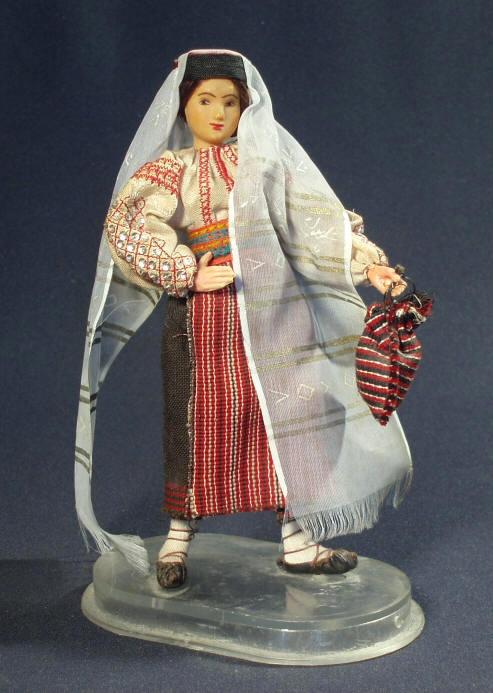 kitre bebek/Turks doll