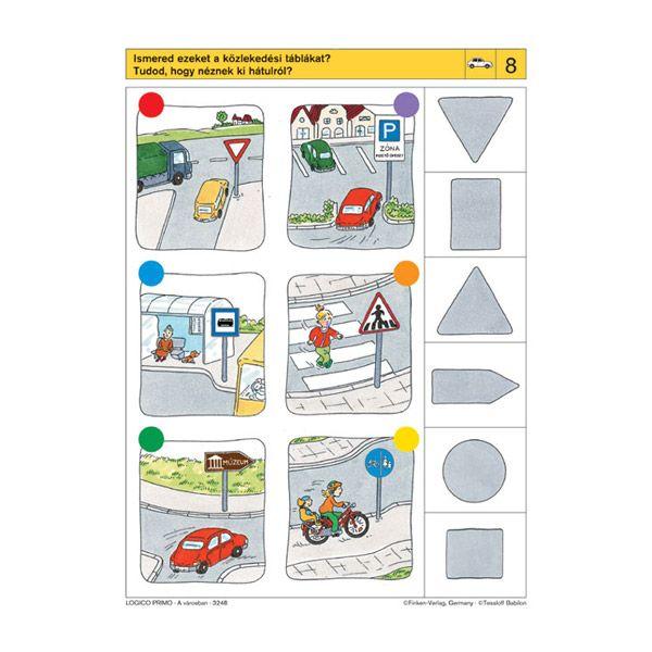 Piccolo: auto 2 kaart 8