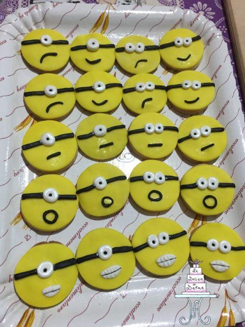 Biscotti minions