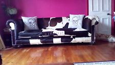 double ended chaise longue ebay with Animal Print Sofa on Leopard Sofa also 152475279875 additionally Victorian Chaise Longue likewise Double Chaise Longue moreover Black Velvet Chaise Lounge.
