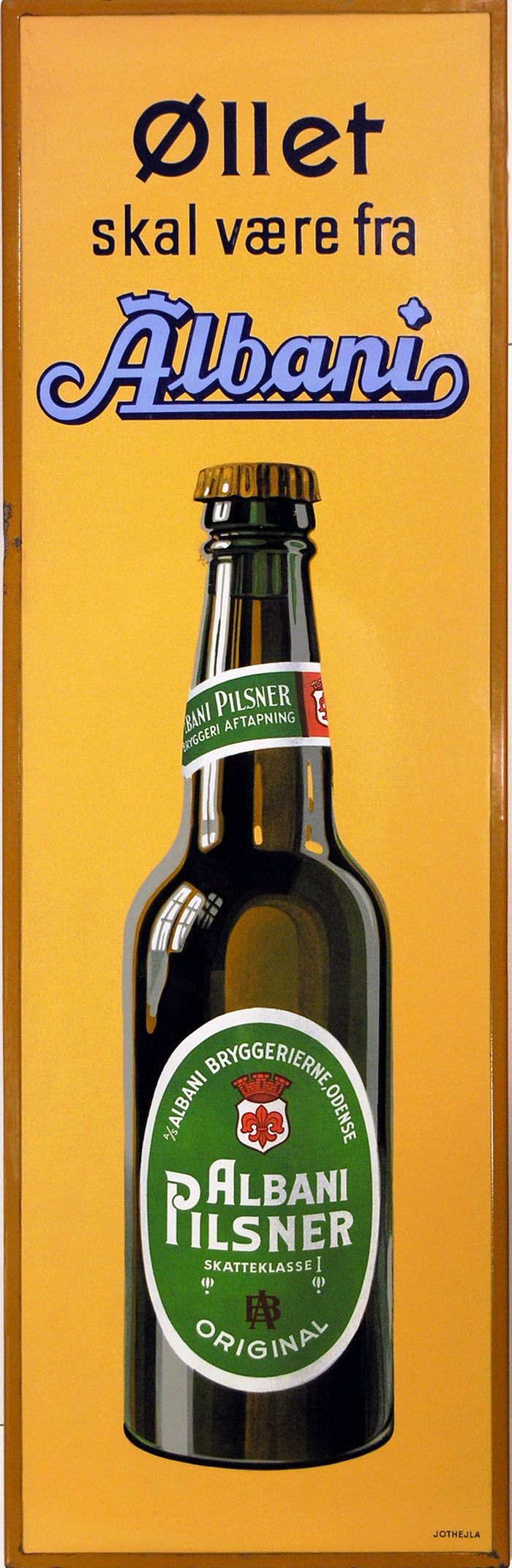 Albani øl