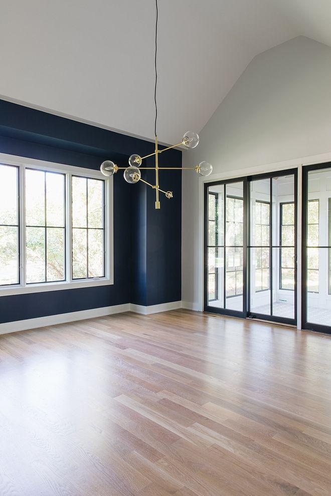 Corner Lot Modern Farmhouse Home Bunch Interior Design Ideas Room Wall Colors Living Room Wall Color Blue Walls Living Room #painting #accent #walls #living #room