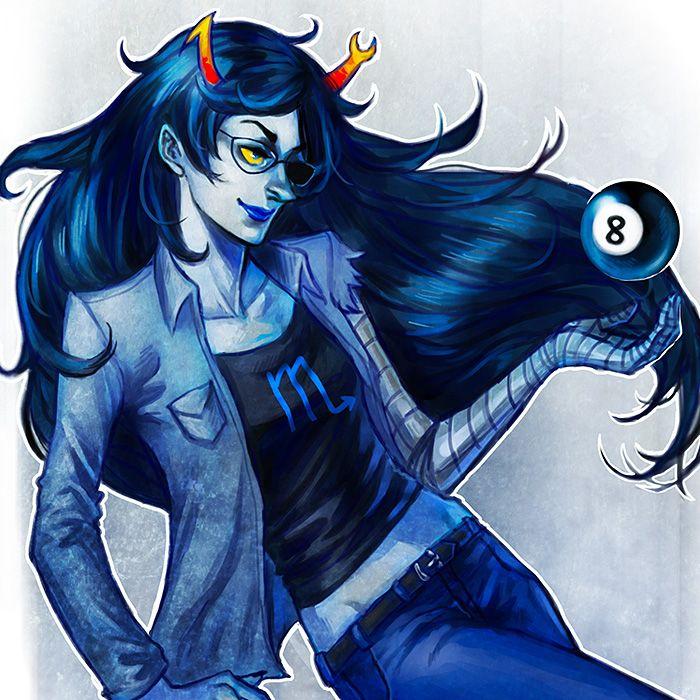 Scorpio homestuck troll