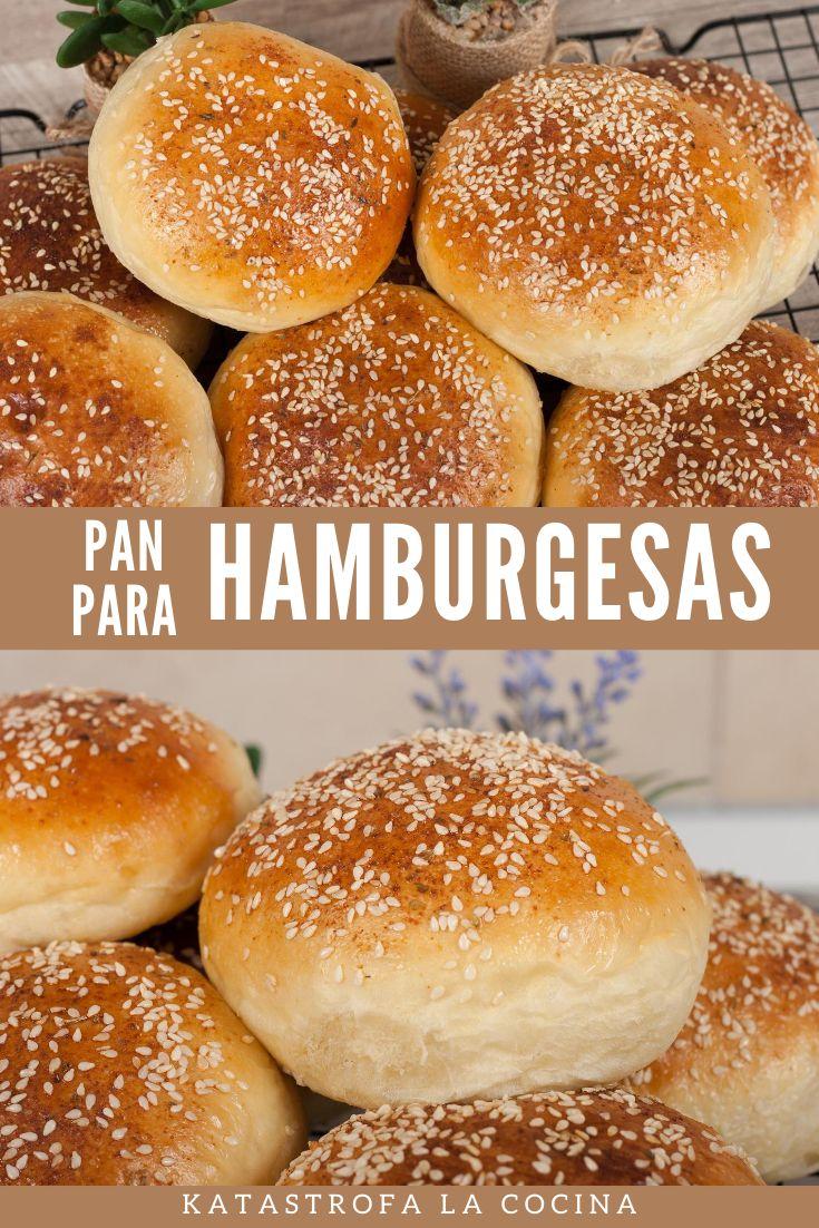 Para esta Receta de Pan para Hamburguesa use la Tecnica de Tangzhong or Roux de Agua lo que ayuda a que el pan para hamburguesa quede muy esponjoso, suave, humedo y dure mas tiempo fresco, eso si, debes almacenarlo muy bien. #PanHamburguesa #PanParaHamburguesa #Hamburguesa #ComoHacerPan #bollos #Pan #RecetaDeBollos #KatastrofaLaCocina Water Roux, Homemade Hamburger Buns, How To Make Bread, Nom Nom, Oven, Crusts, Fresh, Breads, Muffins