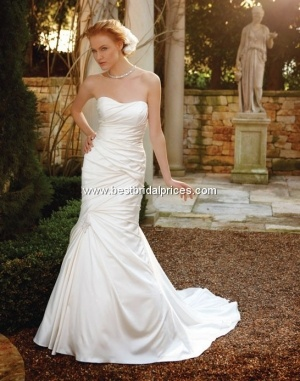 This is the style I like best I think..Casablanca Wedding Dresses, Fall 2011