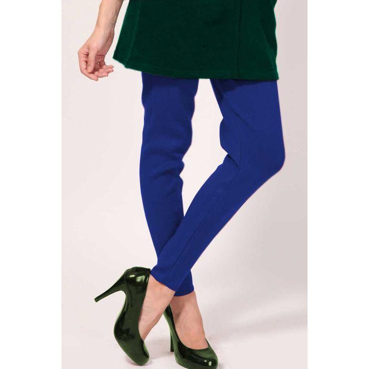 Royal Blue Legging Online http://www.andaazfashion.co.uk/womens/legging-s-salwar