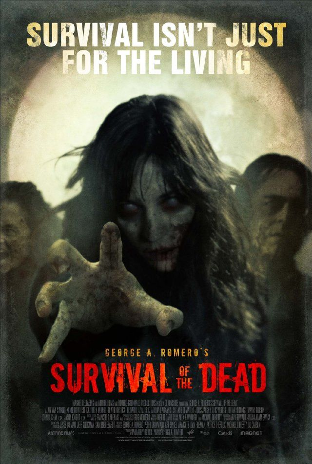 Survival of the Dead 2009