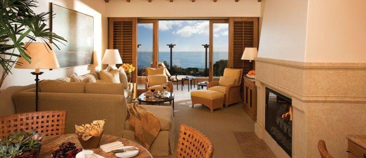 Bungaló en uno de los hoteles de lujo con terraza y vistas
