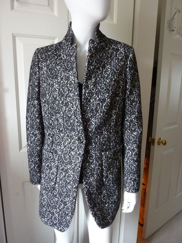 United Colors Of Benetton Wool Blend Jacket Coat Size:10 $199.50 NWT #UnitedColorsOfBenetton #BasicJacket