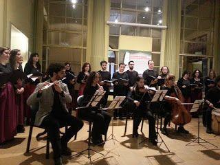 Siguiendo un sueño...: concierto en el etnográfico