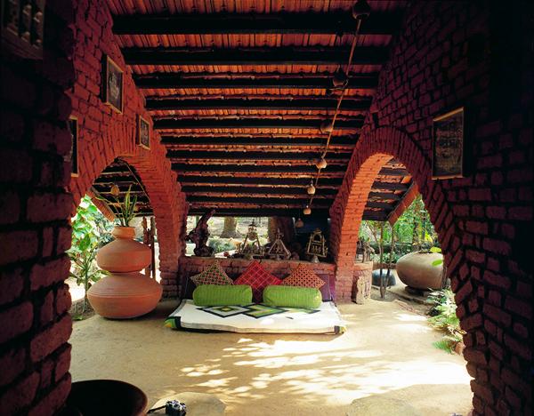 Nari Gandhi's Revdanda house  #architecture #design