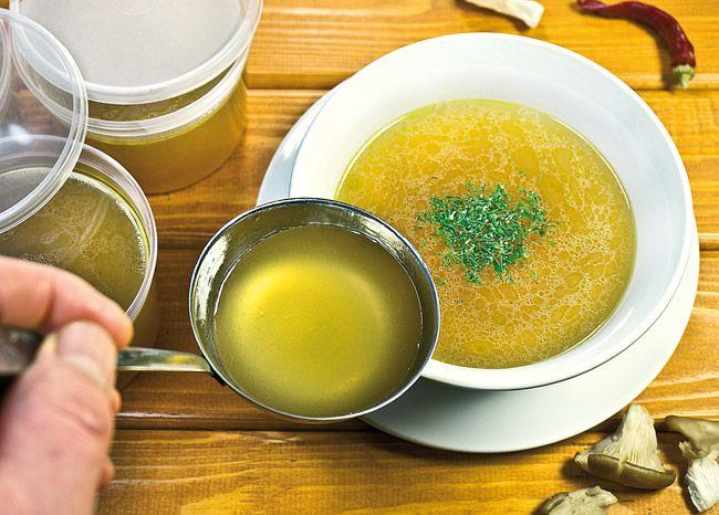 овощной бульон на пару от www.dunduk-culinar.ru