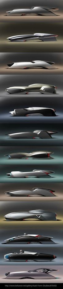 Audi Form Studies/870452, They all look so awesome!  #conceptcar