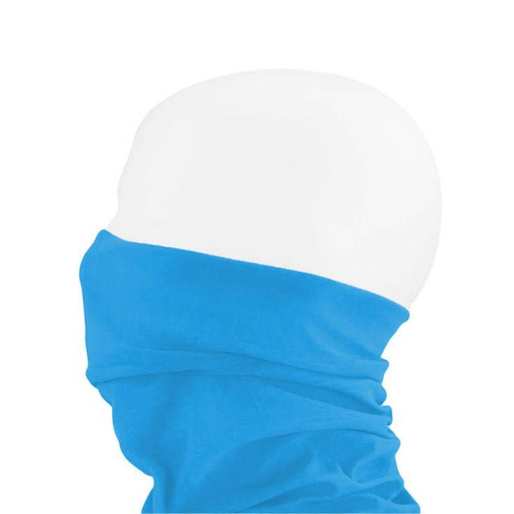 Multifunktionstuch / Schlauchtuch / Halstuch - Surf Blue in Bekleidung Accessoire  • Schals & Tücher • Multifunktionstücher