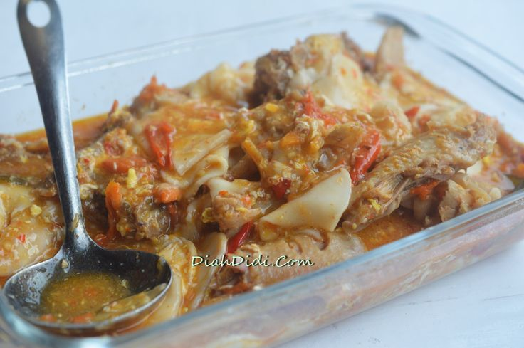 Diah Didi's Kitchen: Seblak Ayam