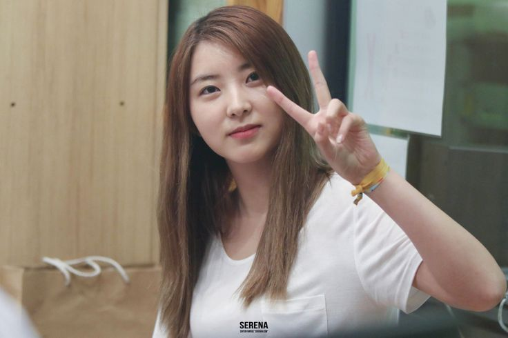 160518 Sohyun at SUKIRA broadcast recording | | 세레나
