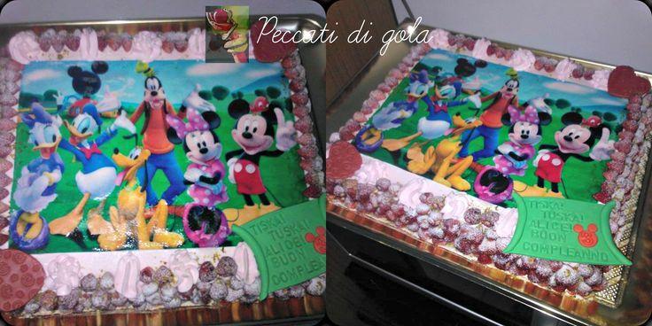 Club Mickey Mouse per il compleanno di Alice ...