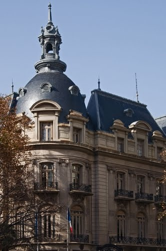 Embajada de Francia, Retiro,