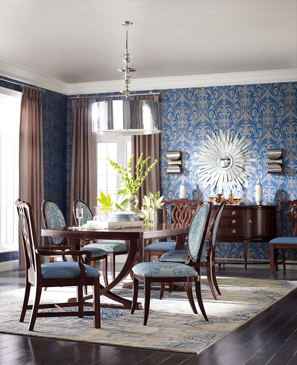 51 best images about INTER!ORS Dining Rooms on Pinterest ...