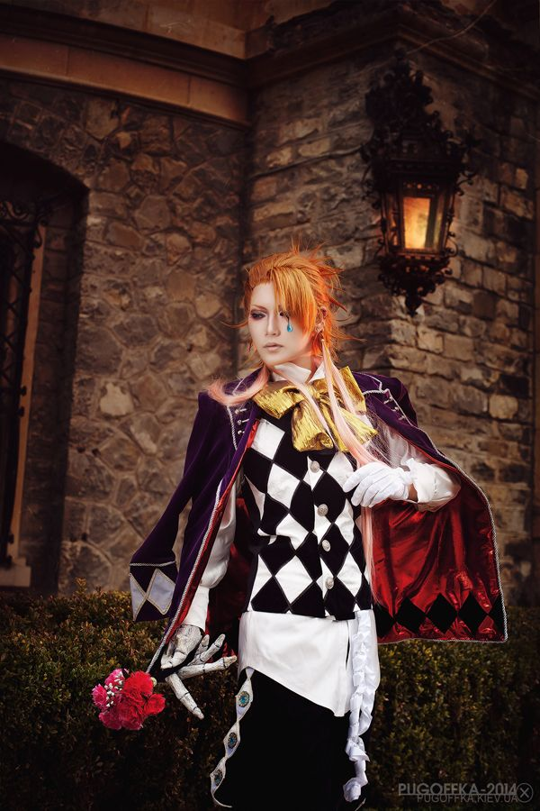 Joker(Black Butler) | REIKA - WorldCosplay