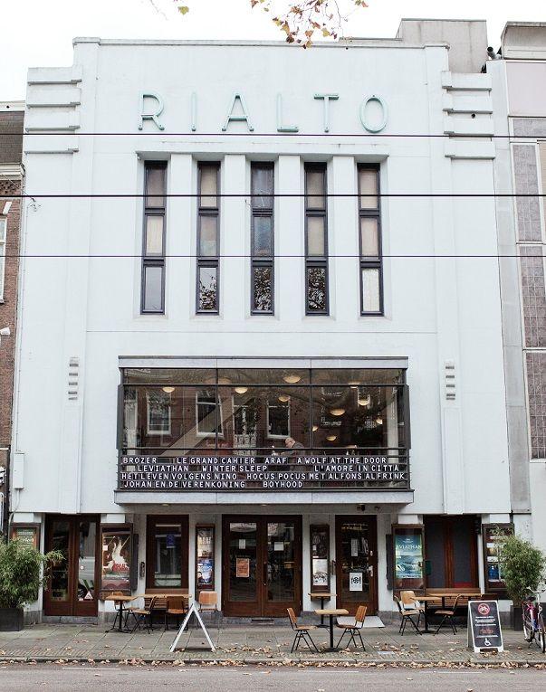 Rialto is al meer dan dertig jaar een begrip in Amsterdam. De plek waar je naartoe gaat voor de meer artistieke film.
