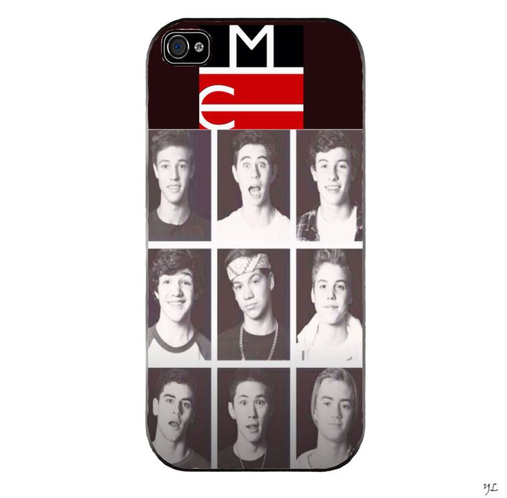 new magcon boys band for iphone 4,4s,5,5s,5c,6 samsung galaxy S3,S4,S5 case #UnbrandedGeneric