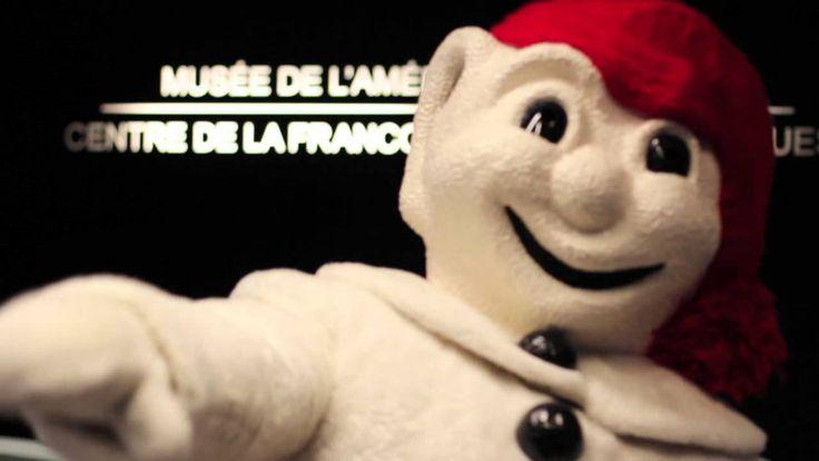 Message du Bonhomme Carnaval de Québec - jan 2013