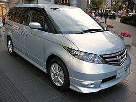 Honda Elysion – 2004