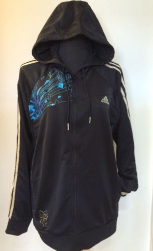 Bnwt official adidas #london team gb #black #hoodie tracksuit jacket large olympi,  View more on the LINK: http://www.zeppy.io/product/gb/2/281947731282/