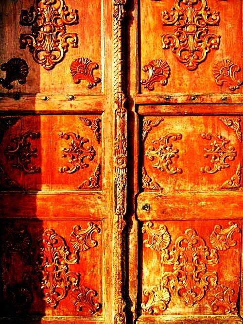 Door details - Detalles puerta