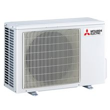 Mitsubishi 9,000 BTU SEER Ductless Heat Pump Condenser MUZHM09NA