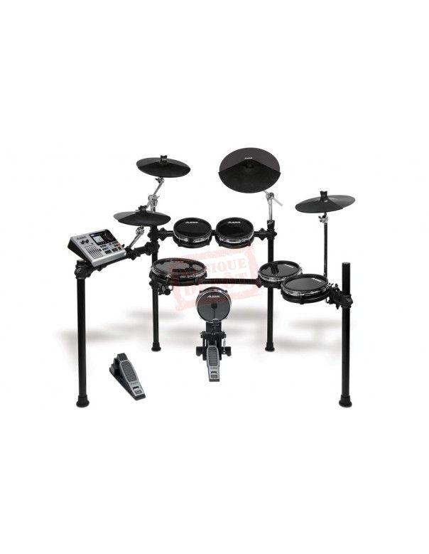 Baisse de prix! Avant: 1299$ maintenant: 1099$  https://musiquedepot.ca/fr/alesis-dm10-studio-kit-batterie-electronique-de-10-pieces.html