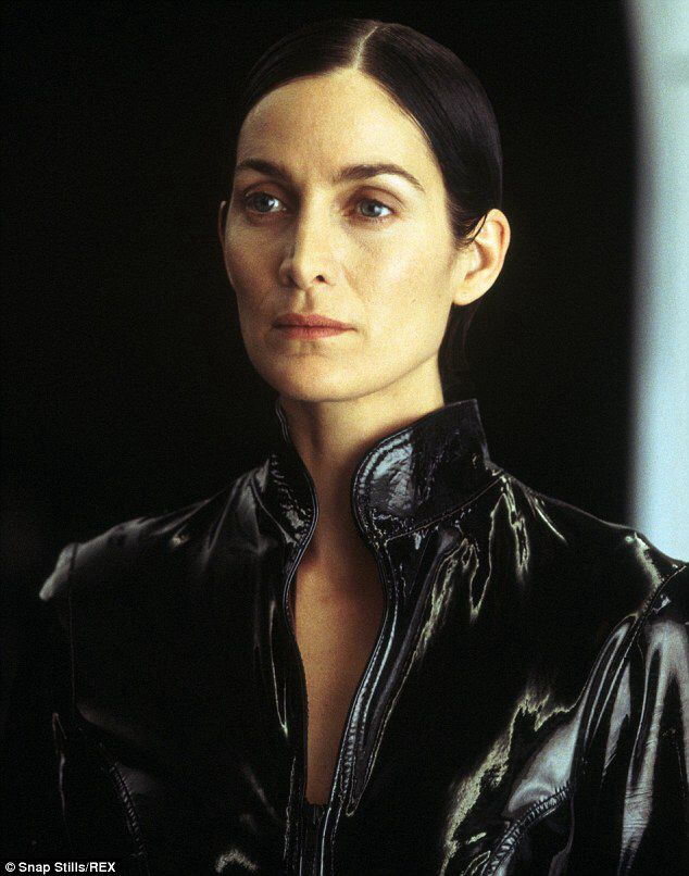 93 best images about Carrie Ann-Moss on Pinterest