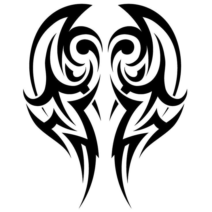 Tribal Temporary Tattoos #808
