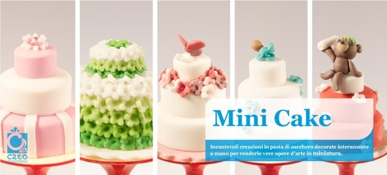 MiniCakes opere d'arte in miniatura.  #minicake #wedding #handmade #napoli