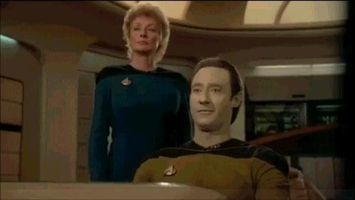 The Best GIFS from  Epic Star Trek Bloopers | BuzzFeed