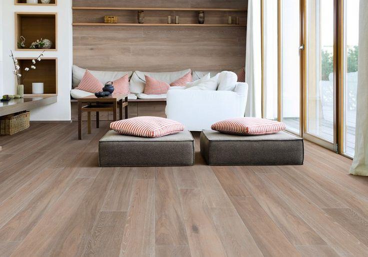 parquet flottant design canapé gris coussin fauteuil