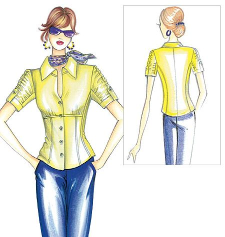Marfy Blouse