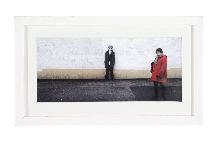 Valtteri Saha, Kadulta, 15 x 33, Photograph, pigment print / The Art of Basware 2011
