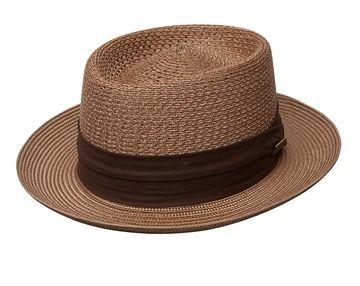 Dobbs Hats - Sand Vented Porkpie
