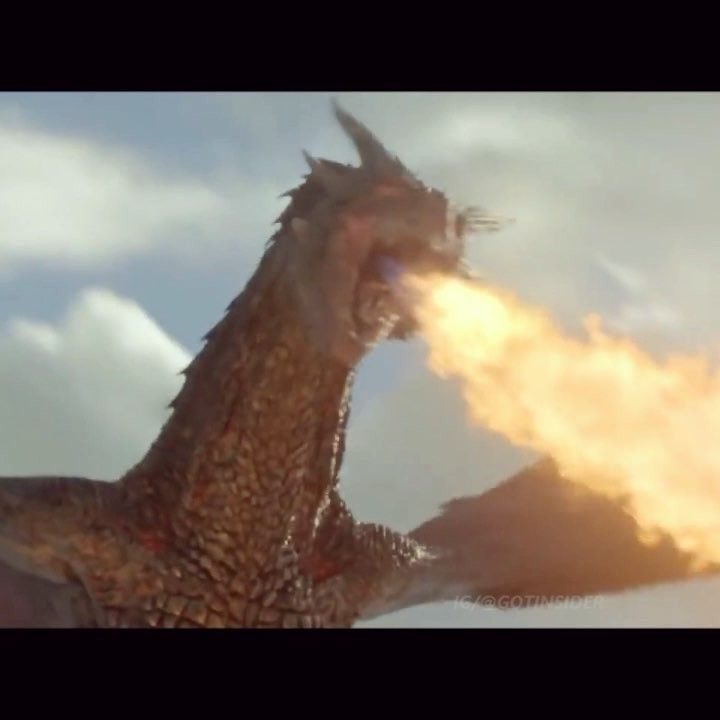 "34.4 mil Me gusta, 2,146 comentarios - Game of Thrones Insider (@gotinsider) en Instagram: """"Dracarys"" means Dragonfire in High Valyrian 🔥 Comment ""dragon fire"" in your native language 😄 -"""