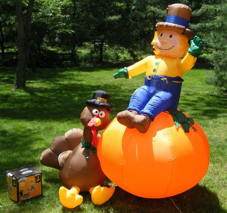 260 best images about for my friends at gemmy gemmy fans on pinterest musicals yard for Airblown turkey decoration