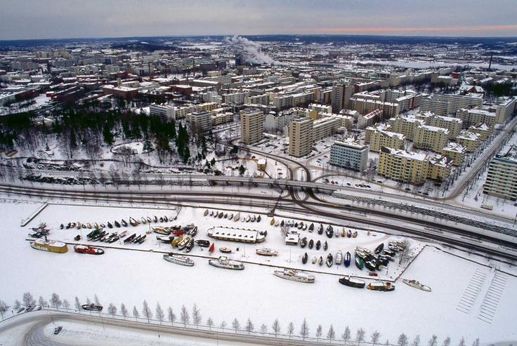 Helsinki Latitude