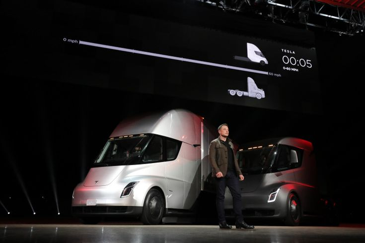 Teslas electric Semi truck starts at $150000 reservations now live
