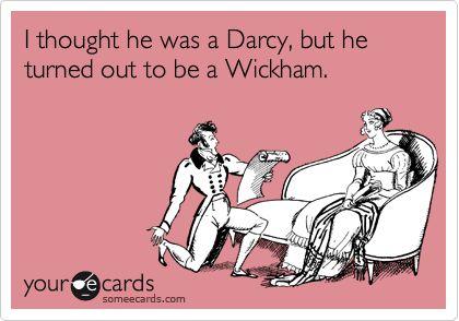Jane Austen Humor