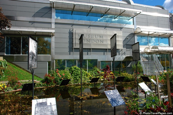Museum, London, Ontario