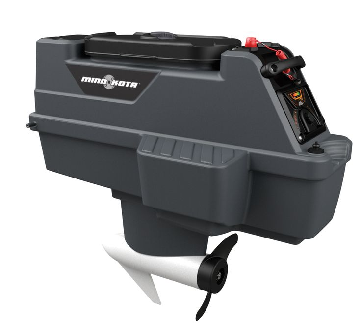 The 45-pound thrust Minn-Kota Console is sure to be a popular Predator XL option. Old Town reps say it will offer precise speed control, and operate in forward and reverse.