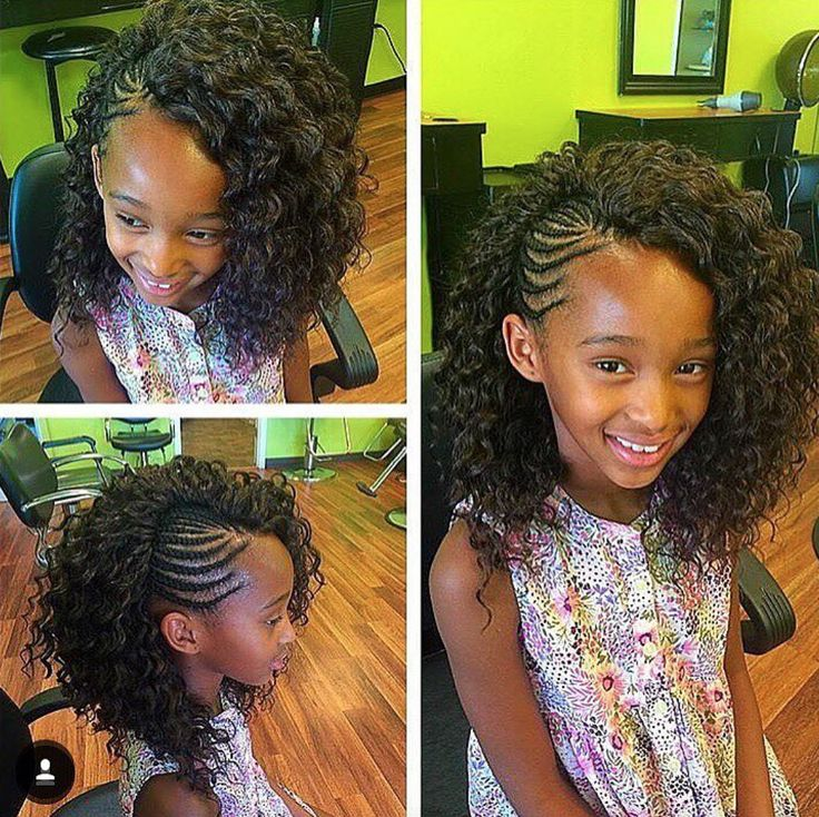 Love This Style By Narahairbraiding Black Hair Information Kids Crochet Hairstyles Hair Styles Kids Braided Hairstyles