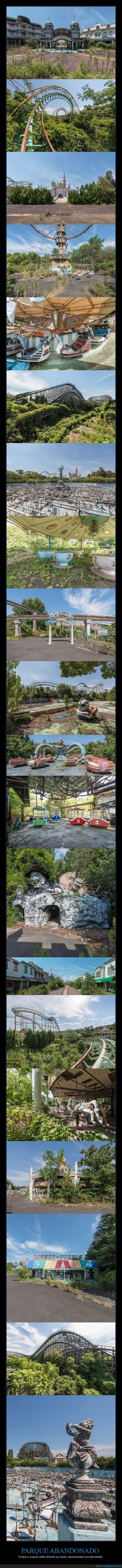 El parque de atracciones abandonado más espectacular del mundo está en Japón - Porque si cuando están abiertos ya molan, abandonados son fascinantes   Gracias a http://www.cuantarazon.com/   Si quieres leer la noticia completa visita: http://www.estoy-aburrido.com/el-parque-de-atracciones-abandonado-mas-espectacular-del-mundo-esta-en-japon-porque-si-cuando-estan-abiertos-ya-molan-abandonados-son-fascinantes/